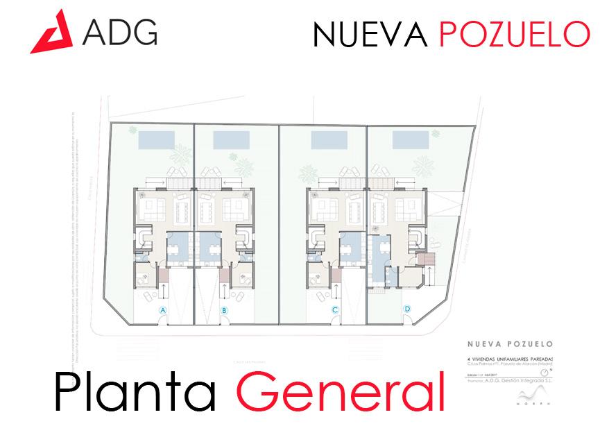 Planta General Nueva Pozuelo